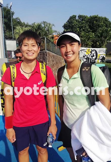 Melaju ke Semifinal Shenzhen Longhua Open, Ini kata Aldila Sutjiadi