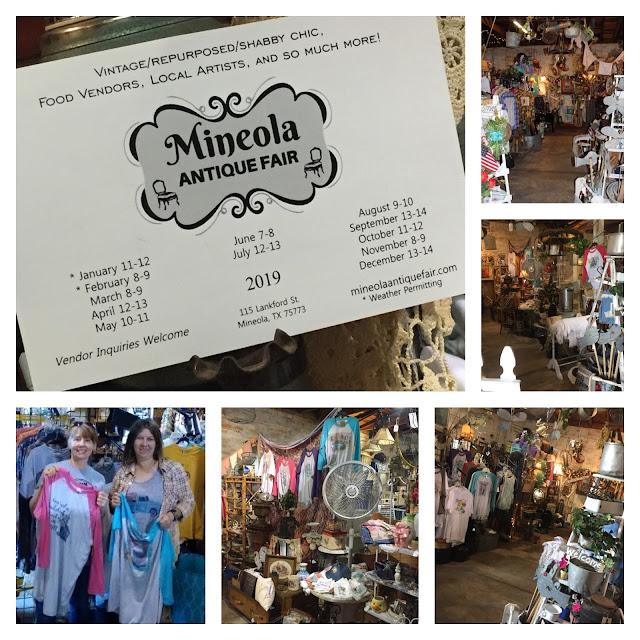 Mineola Antique Fair schedule