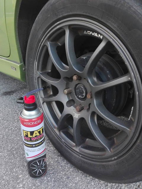 Kronos Flatnomore Tyre Sealant and Inflator, how to remove slime from inside a tire,tire slime vs fix a flat,does slime work on tube tires, how long does slime tire sealant last, slime tire sealant instructions, slime tire sealant reviews, how to put slime in a car tire, best tire sealant,