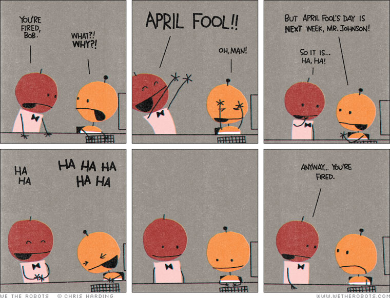 april fools pranks for mother in law in deference to my idols april 2011 7951