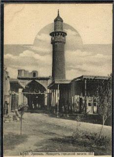 Армяне хотят включить эриванскую «Голубую мечеть» в список культурного наследия ЮНЕСКО