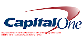 Activate Your Capital One Credit Card