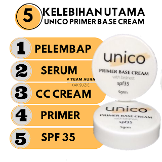 Unico Primer Base Cream