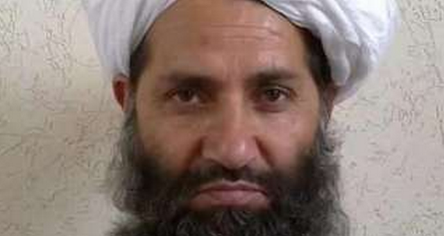 Pemimpin Taliban Haibatullah Akhundzada