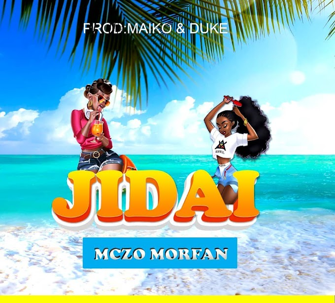 AUDIO | MCZO MORFAN - JIDAI | DOWNLOAD NOW