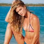 La Espectacular Sesión En Bikini De Nina Agdal Para Sports Illustrated. Transparencias Incluidas. Foto 12