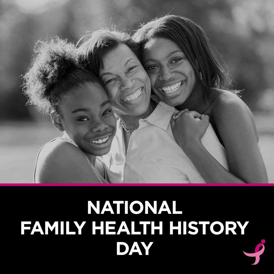 National Family Health History Day Wishes for Whatsapp