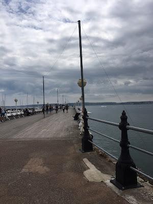 The Princess Pier at Torquay