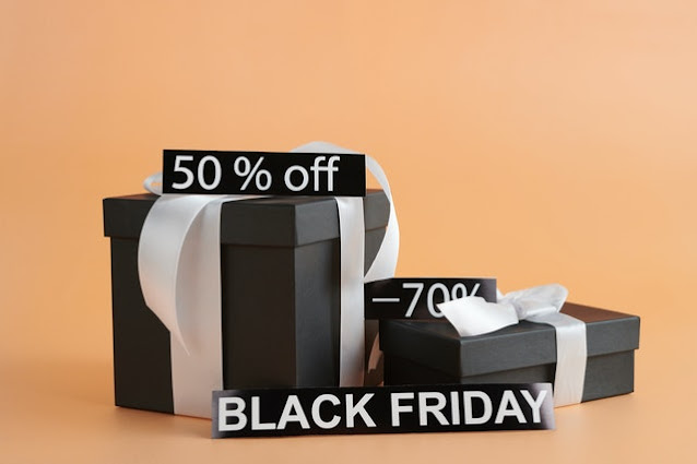 The most suitable atramentous Black Friday deals on amazon