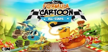 formula cartoon all stars apk