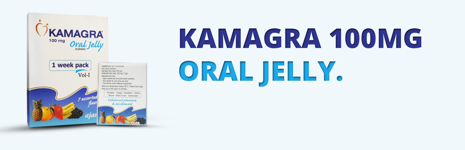 Kamagra 100mg Oral Jelly How to Use - Kamagra Seller