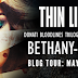 Blog Tour: Excerpt + Playlist & Giveaway - Thin Lies by Bethany-Kris