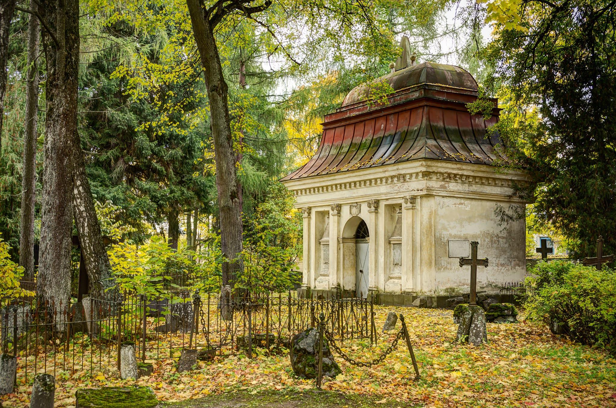 Raadi Cemetery (Tartu, Estonia)