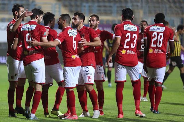 الأهلي يخطط لخطف صفقة الموسم من فريق محمد صلاح