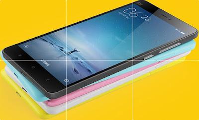 Spesifikasi Xiaomi Mi 4c dan Harga Terbaru