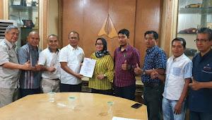 Pascapembentukan SMSI Riau 2020-2025, Pengurus Langsung Adakan Rapat Perdana