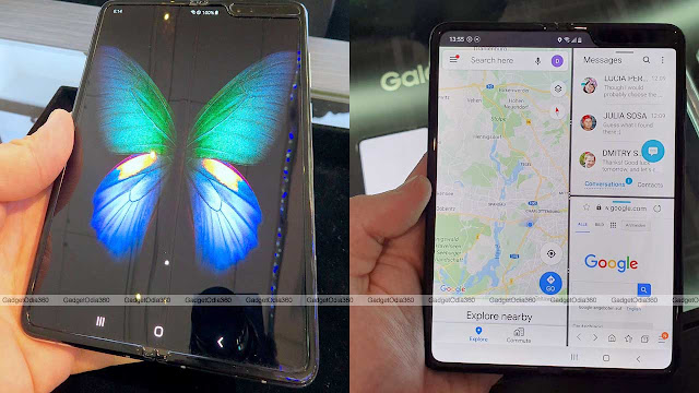 Samsung Galaxy Fold 2 Will Come With Under Display Camera