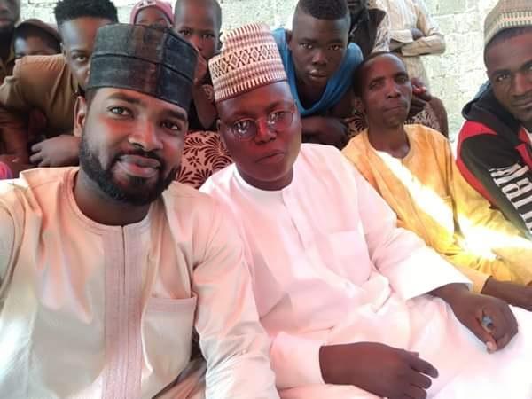 Katsina Man Organises Party, Renames Son From Buhari To Suleiman. Says PMB Has Failed