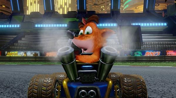 الكشف عن المزيد من التفاصيل للعبة Crash Team Racing Nitro-Fueled و إستعراض لشخصية مفاجئة !