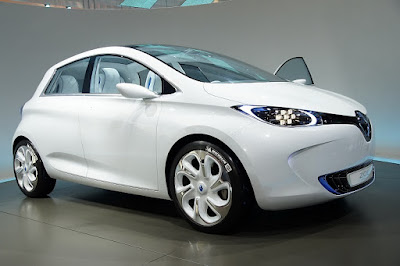 Review Of Renault ZOE