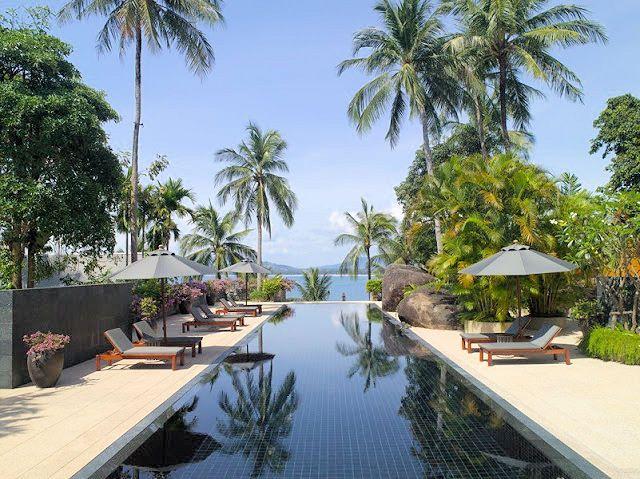 Amanpuri Phuket, Privater Pool (C) Hotel
