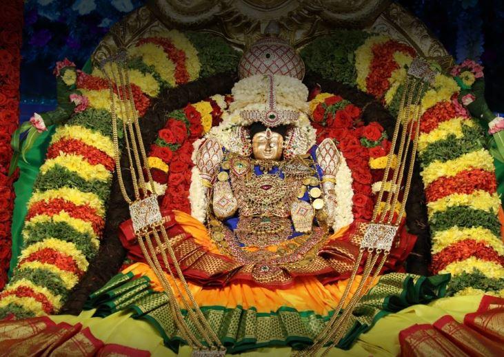 Tiruchanur Padmavathi Temple