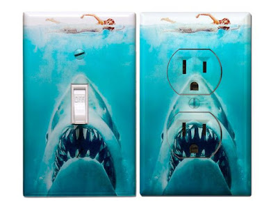 Jaws Outlet Cover