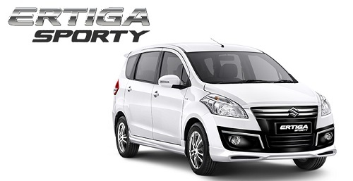 Spesifikasi dan Harga Suzuki Ertiga Terbaru
