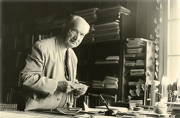 ¿Por qué el poeta? por Martín Heidegger