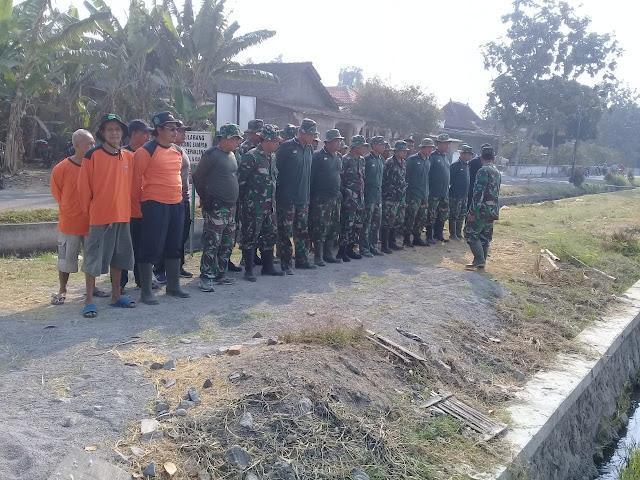Relawan MTA Dukung KBM Di Karangdowo
