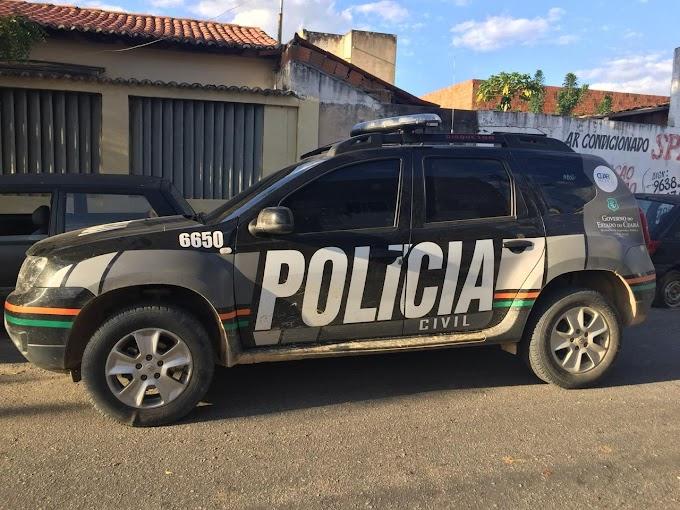 Mãe é presa acusada de espancar a filha de oito anos na zona rural de Hidrolândia