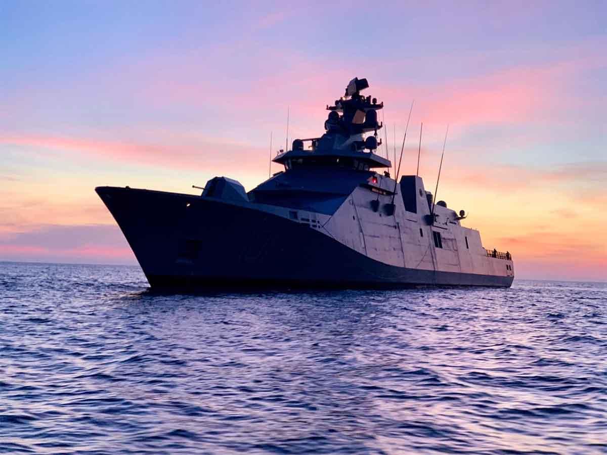 Galería; Construcciones Navales de la SEMAR entrega a la Armada de México, la Patrulla Oceánica de Alto Alcance (POLA)