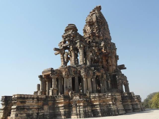 Kakanamath Shiva Temple - Morena