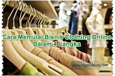 Agar Produk Clothing Anda Dapat Laku Dipasaran Pelajari Dahulu Cara Memulai Bisnis Clothing