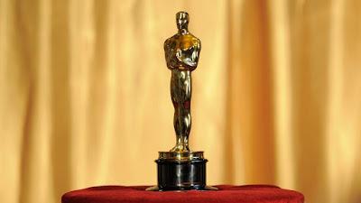 Estatueta do Oscar para o melhor filme do o de 2015.