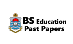 BS Education Subjects and Past Papers