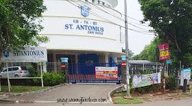 St Antonius dari Padua