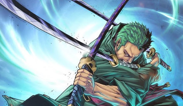 Who will be Zoro's last opponent in One Piece?