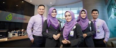 Lowongan Customer Service Development Program Bank Muamalat Pati