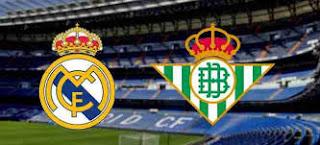 موعد مباراة ريال مدريد وريال بيتيس في الدوري الاسباني 8-3-2020 والقنوات الناقلة