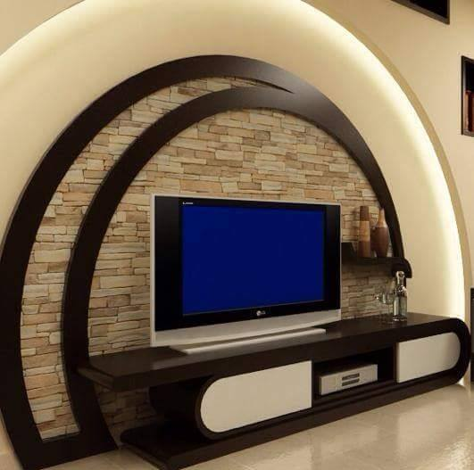 Dwell Of Decor: 20 Modern Tv Wall Units Ideas