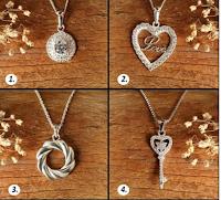 Logo Gioielli Eshop vinci gratis una esclusiva collana in argento valore € 35,90