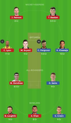 HEA vs THU dream 11 team | THU vs HEA