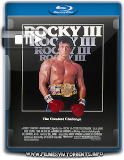 Rocky III - O Desafio Supremo Torrent - BluRay Rip 720p Dual Áudio