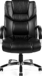 Overstuffed Executive Chair
