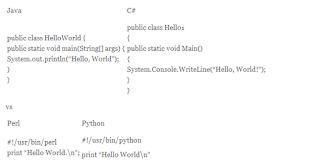 Los lenguajes de programación más recomendados para principiantes