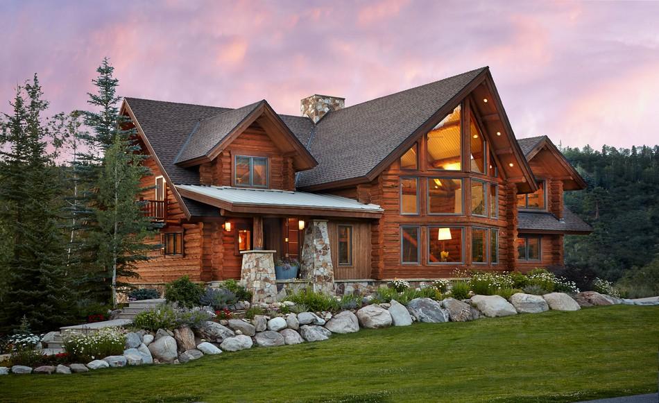 Viral Journal Rustic Modern House Design Ideas