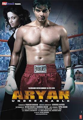 Aryan Unbreakable 2006 Hindi 720ps DVDRip 600MB Download