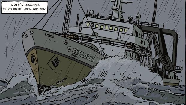 Amenábar dirigirá la adaptación a televisión del cómic 'El Tesoro del Cisne Negro'