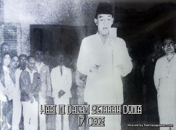 Soekarno dan Mohammad Hatta